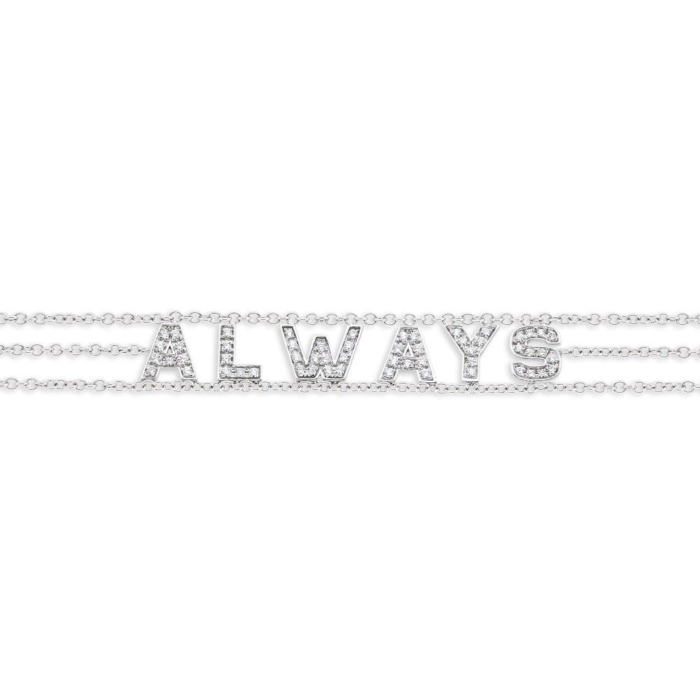 KESSARIS Always Diamond Bracelet BRE200651