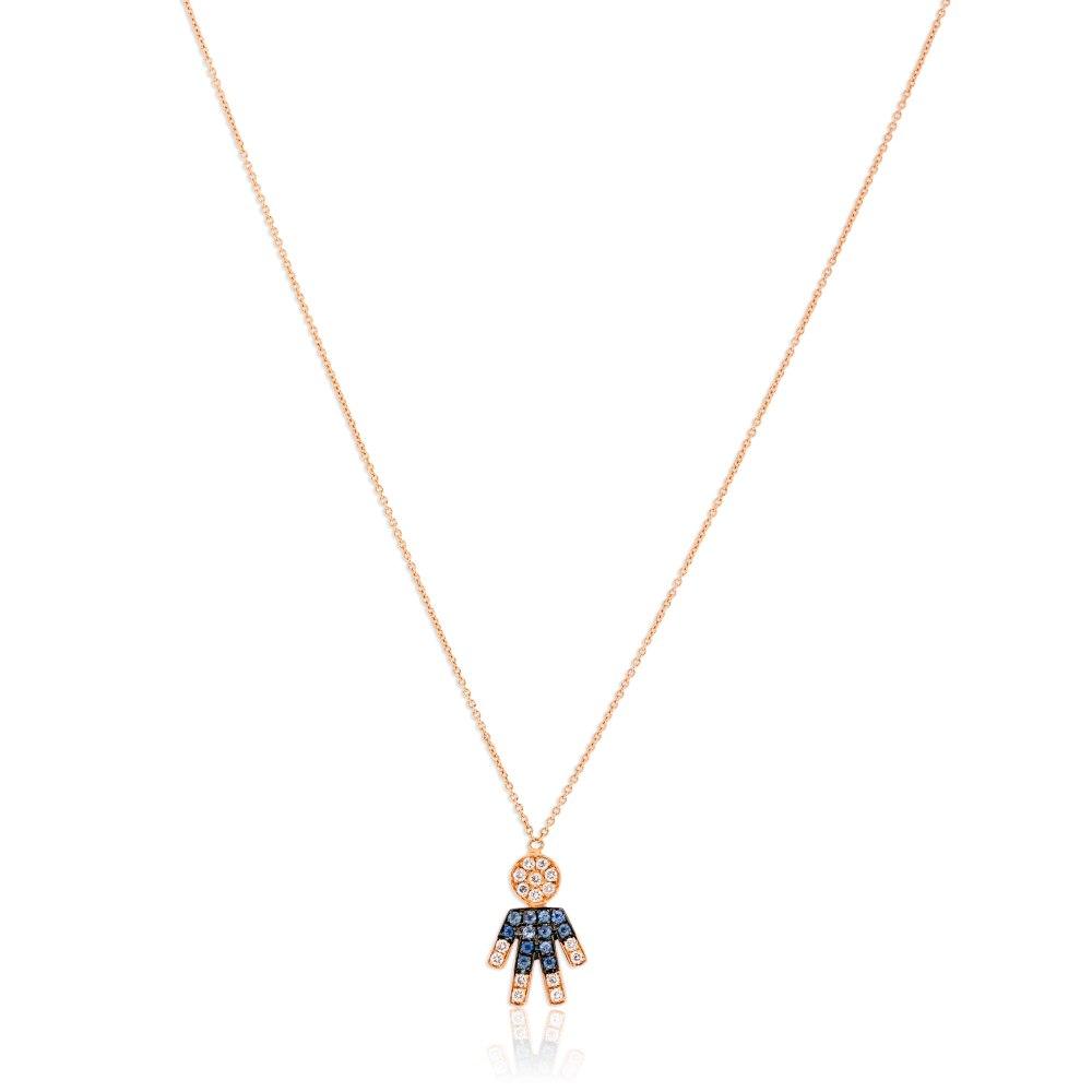 KESSARIS Boy Necklace KOE181477