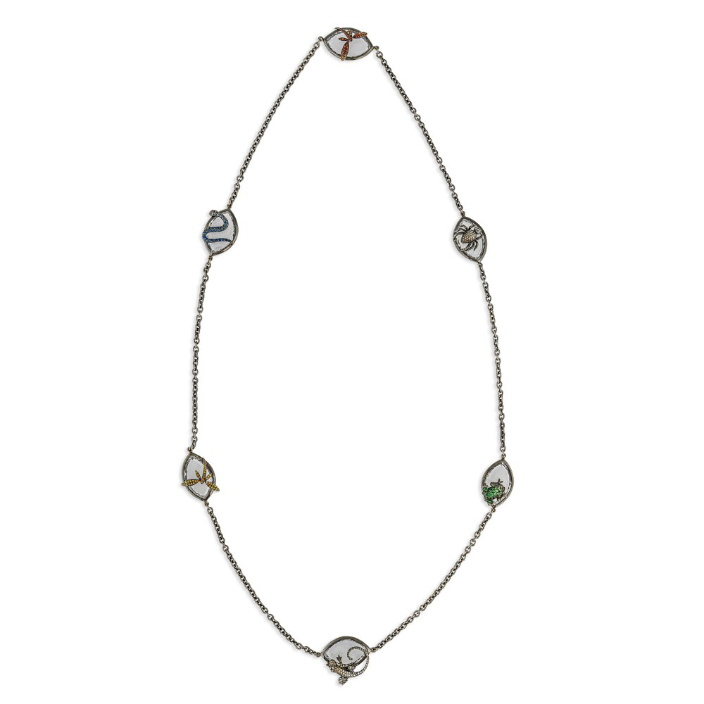 KESSARIS Eccentric Necklace KOE82678