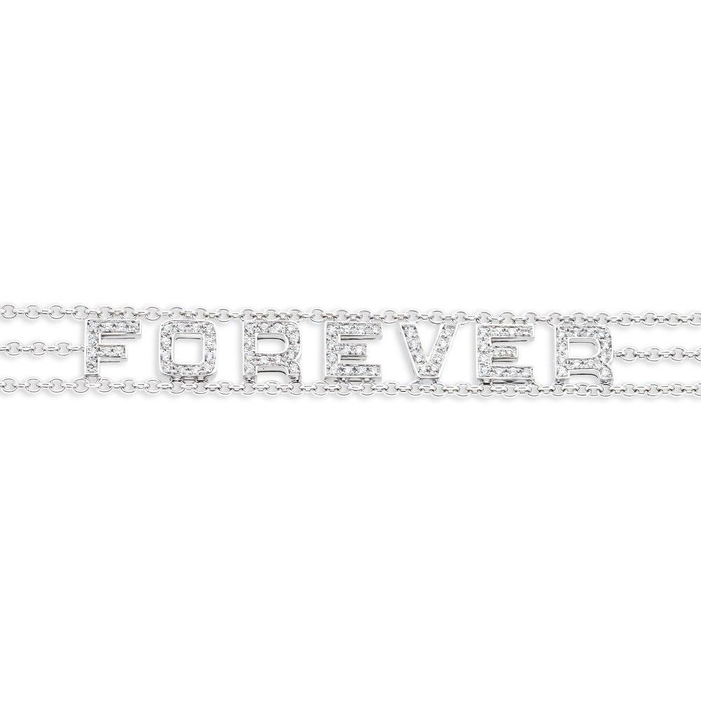 KESSARIS Forever Diamond Bracelet BRE200644