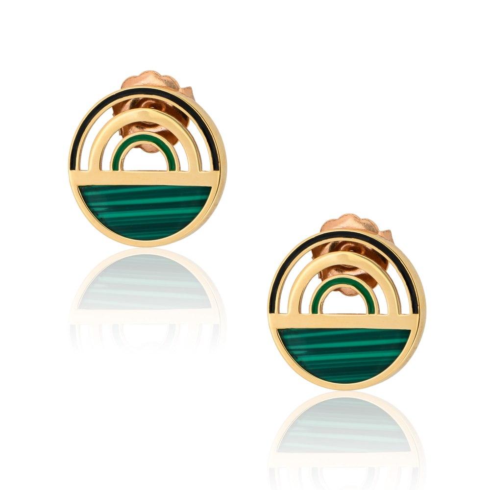 NEVER NOT Grab n Go - Ready 2 Travel Earrings SKE191053