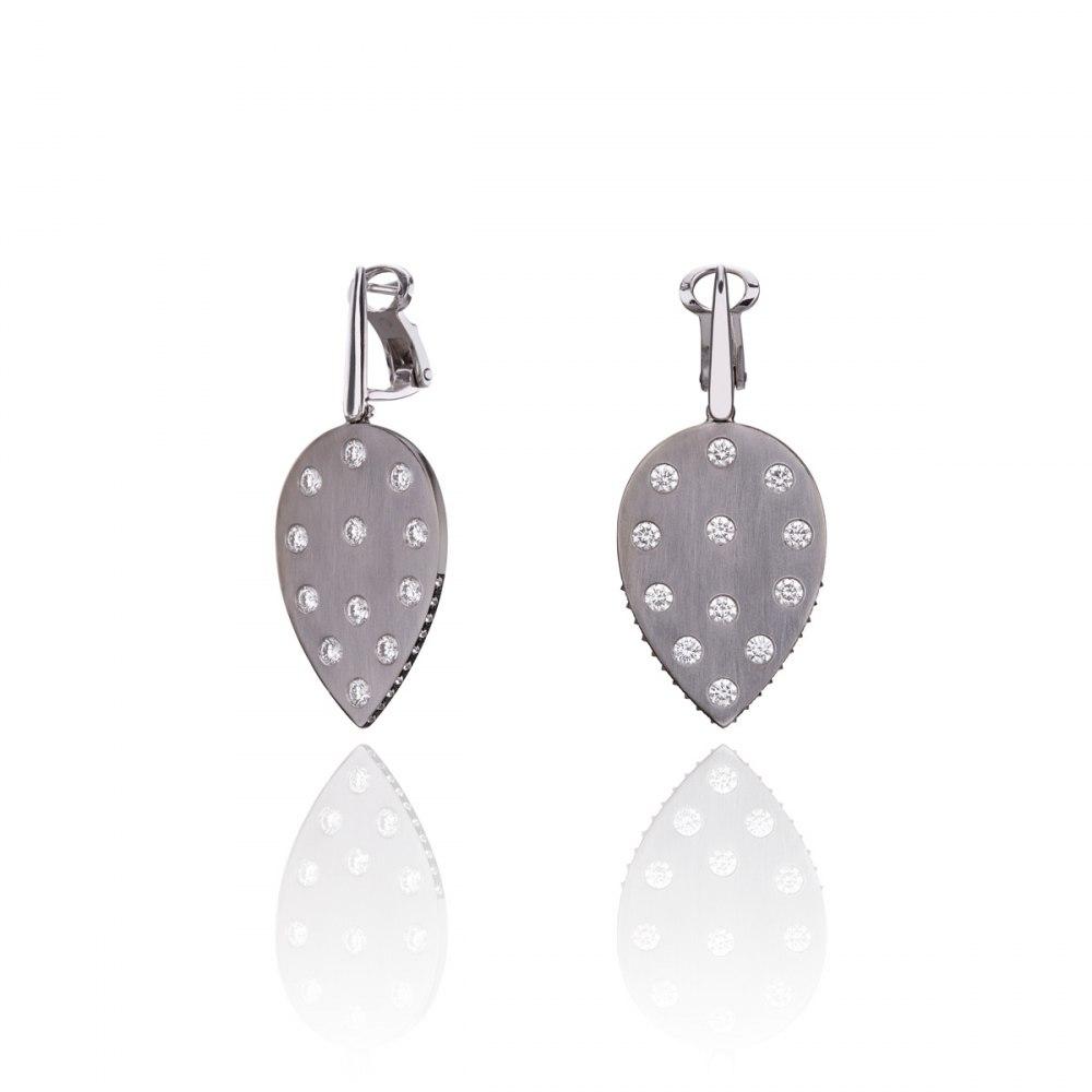 ANASTASIA KESSARIS Statement Drop Diamond Earrings SKP170488