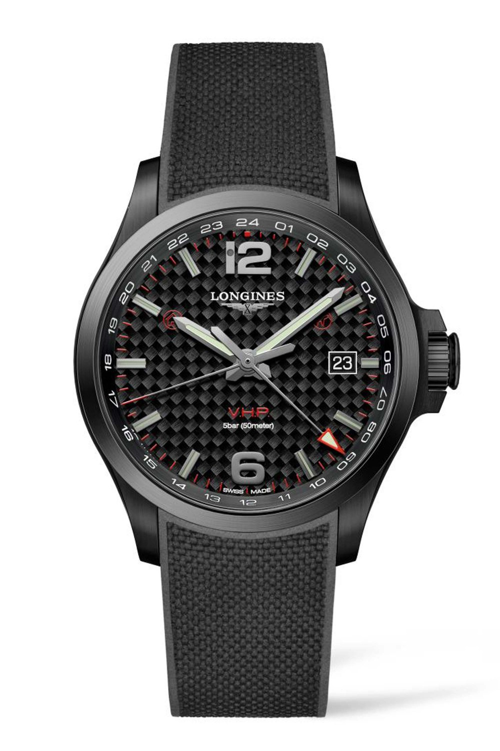 LONGINES Conquest V.H.P. GMT L37282669