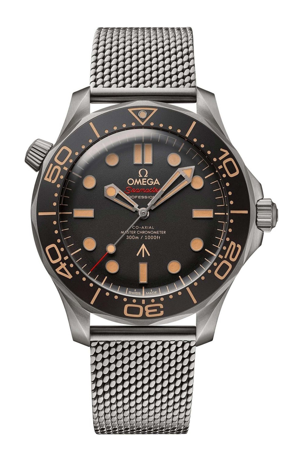 OMEGA Seamaster Diver 300M OMEGA Co-Axial Master Chronometer 42MM 210.90.42.20.01.001