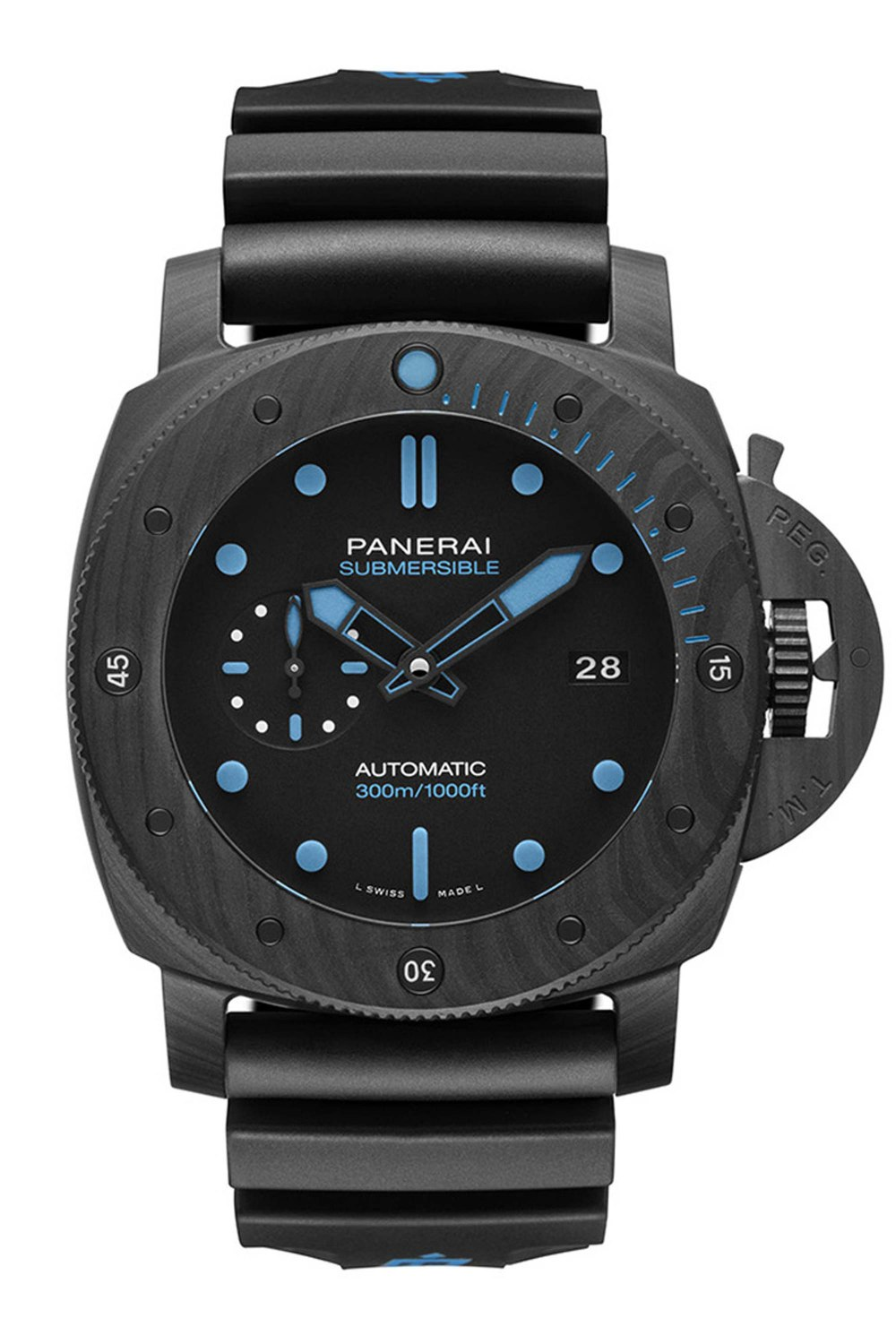 PANERAI Submersible Carbotech™ - 47MM PAM01616