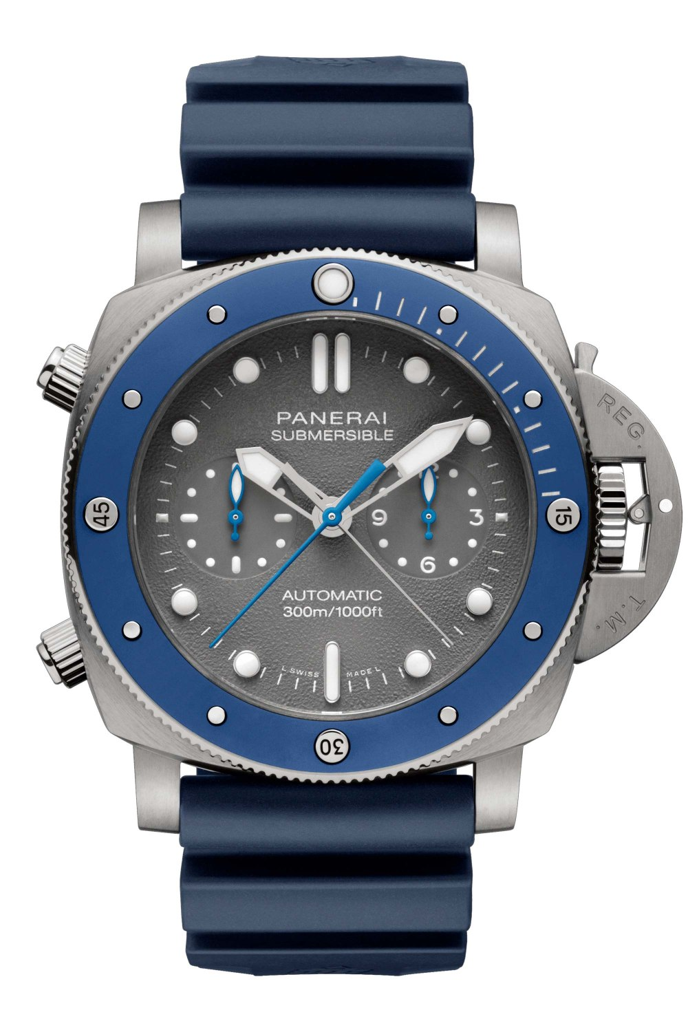 PANERAI Submersible Chrono Guillaume Nery Edition - 47MM PAM00982