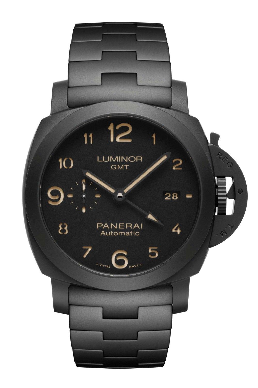 PANERAI Tuttonero Luminor GMT - 44MM PAM01438