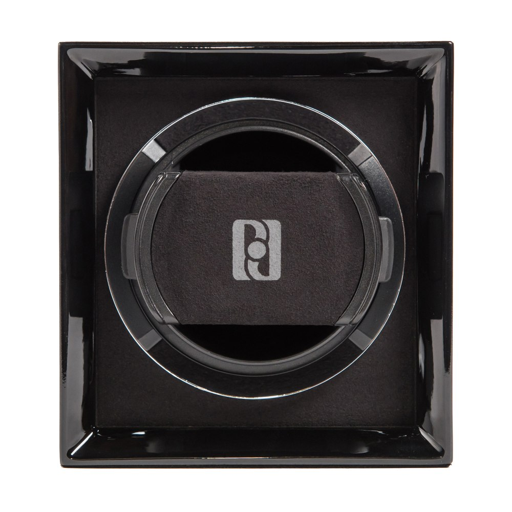 PAUL DESIGN Watch Winder Gentlemen 1 Black 20008