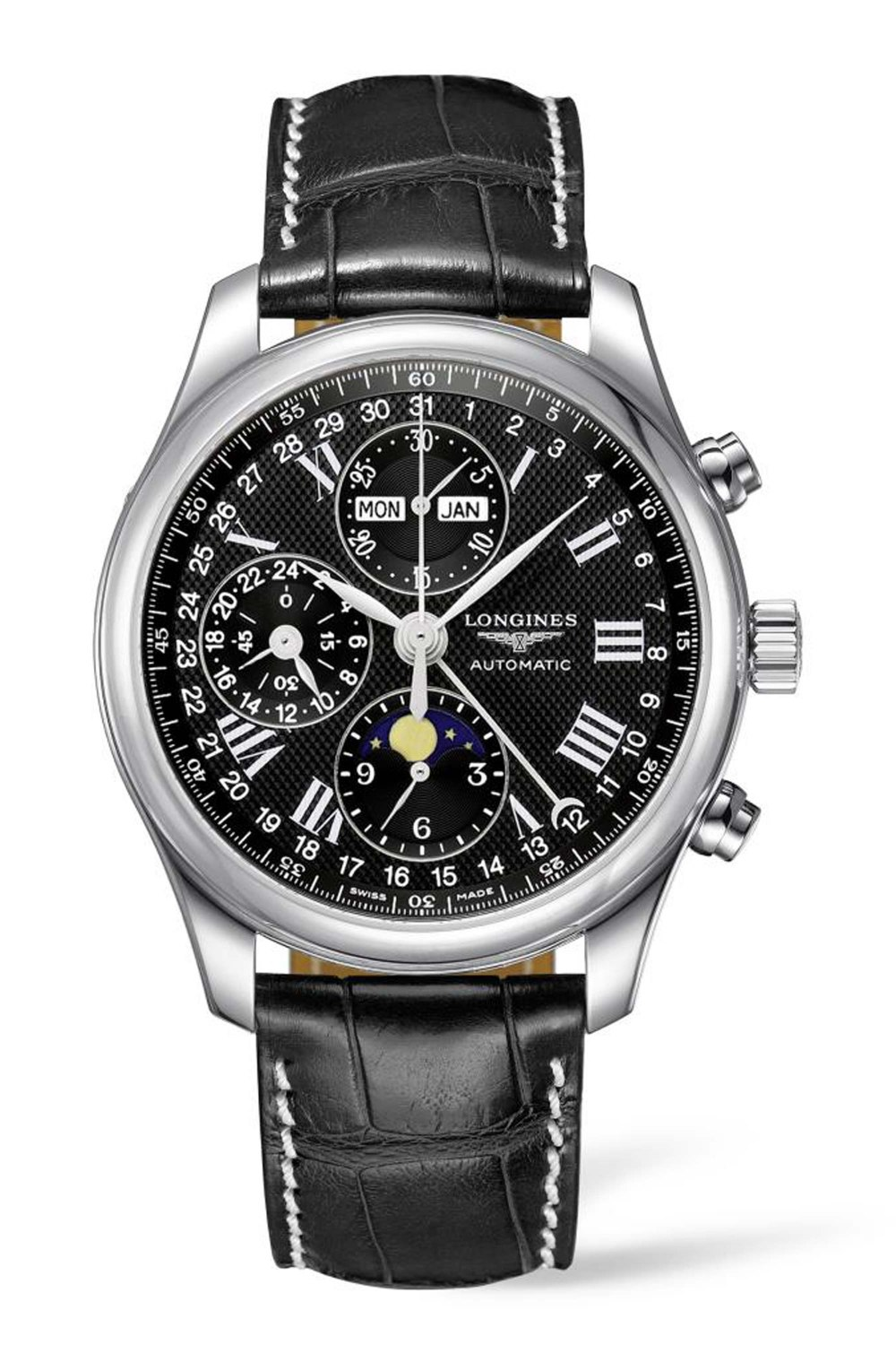 LONGINES The Longines Master Collection L2.773.4.51.7