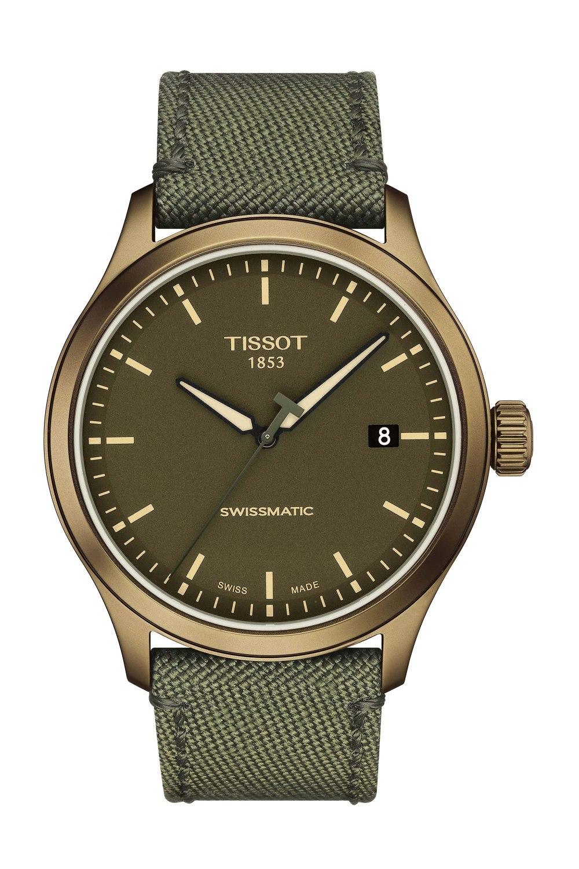 Kessaris-TISSOT Gent XL Swissmatic
