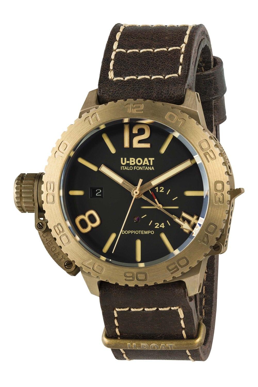 U-BOAT Doppiotempo 46 Bronze BR 9008