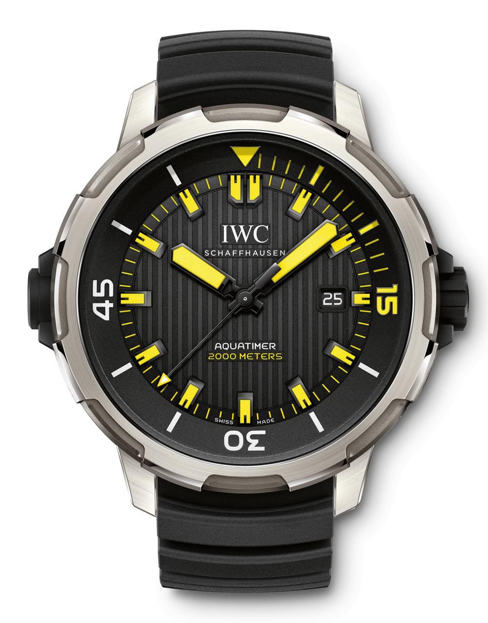 IWC SCHAFFHAUSEN Aquatimer Automatic 2000 IW358001