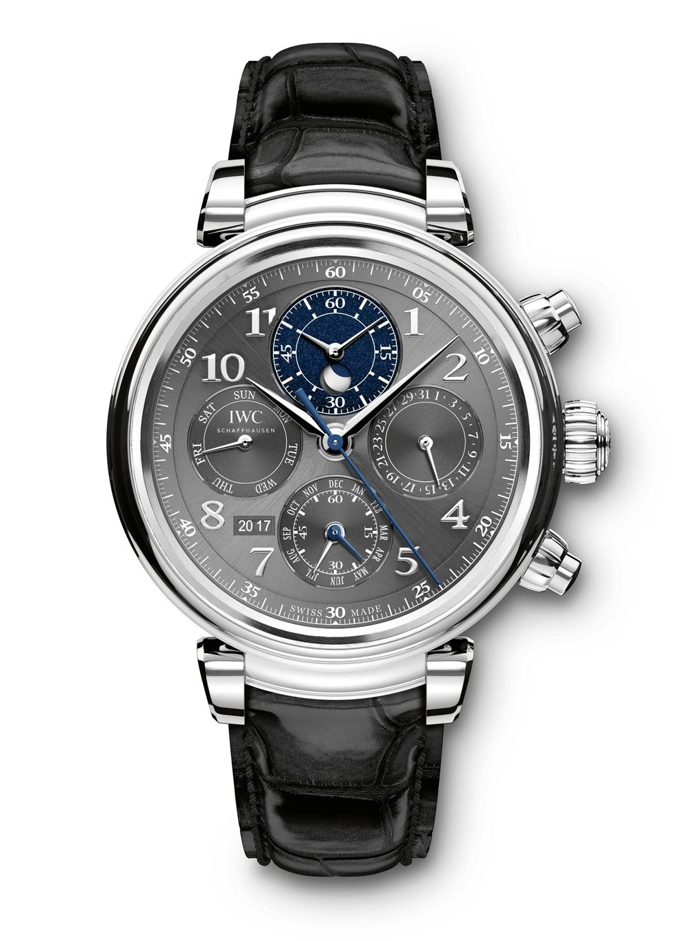 IWC Da Vinci Perpetual Calendar Chronograph 392103