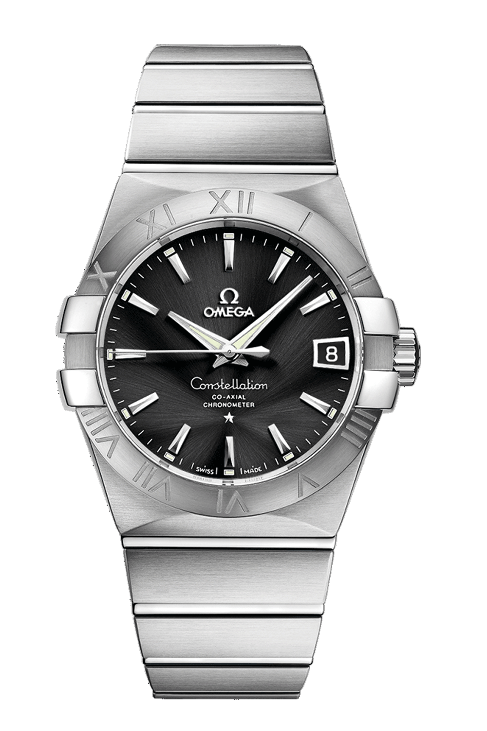OMEGA Constellation Omega Co-Axial 38mm 12310382101001