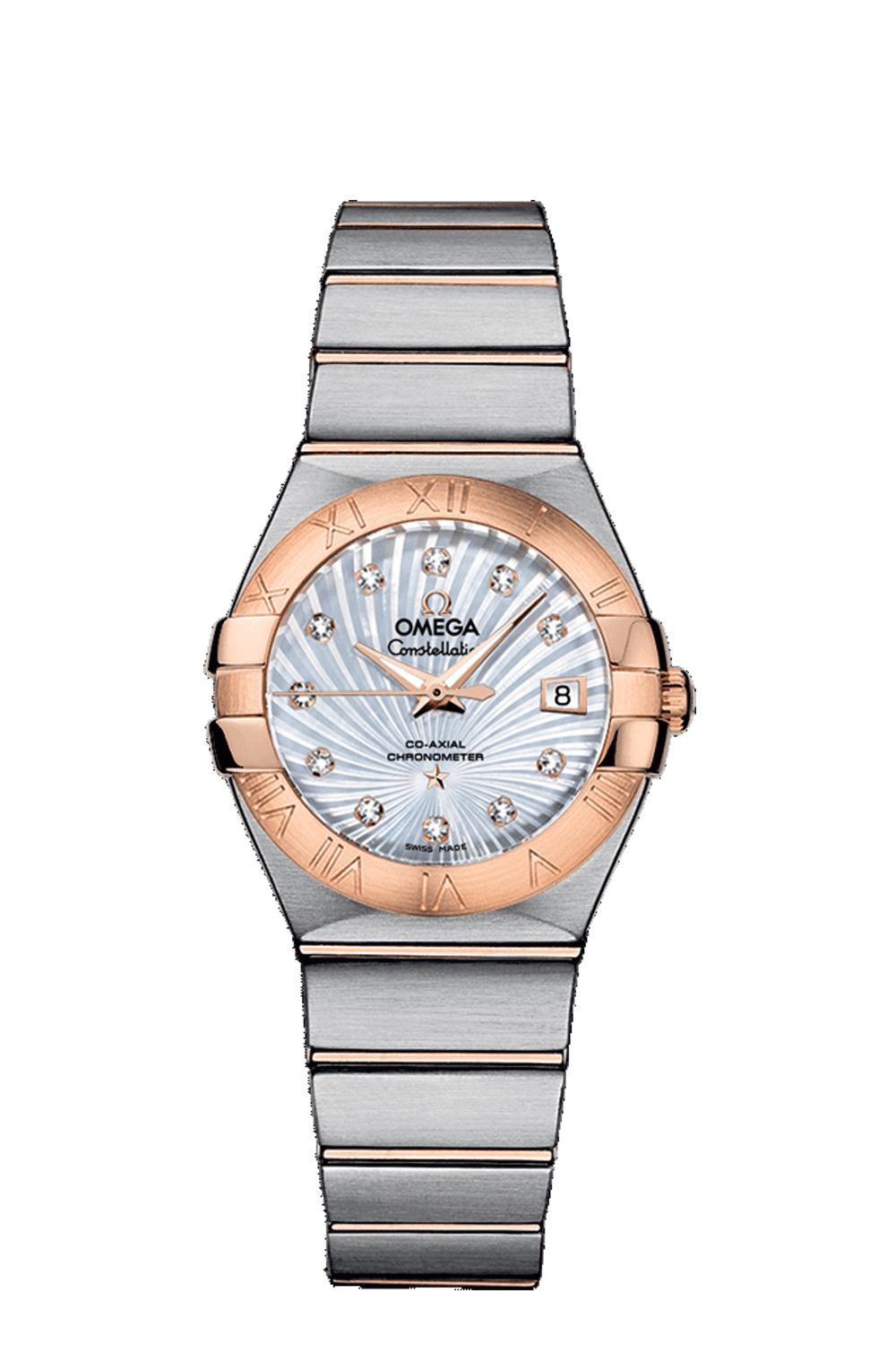 OMEGA Constellation Omega Co-Axial 27mm 12320272055001