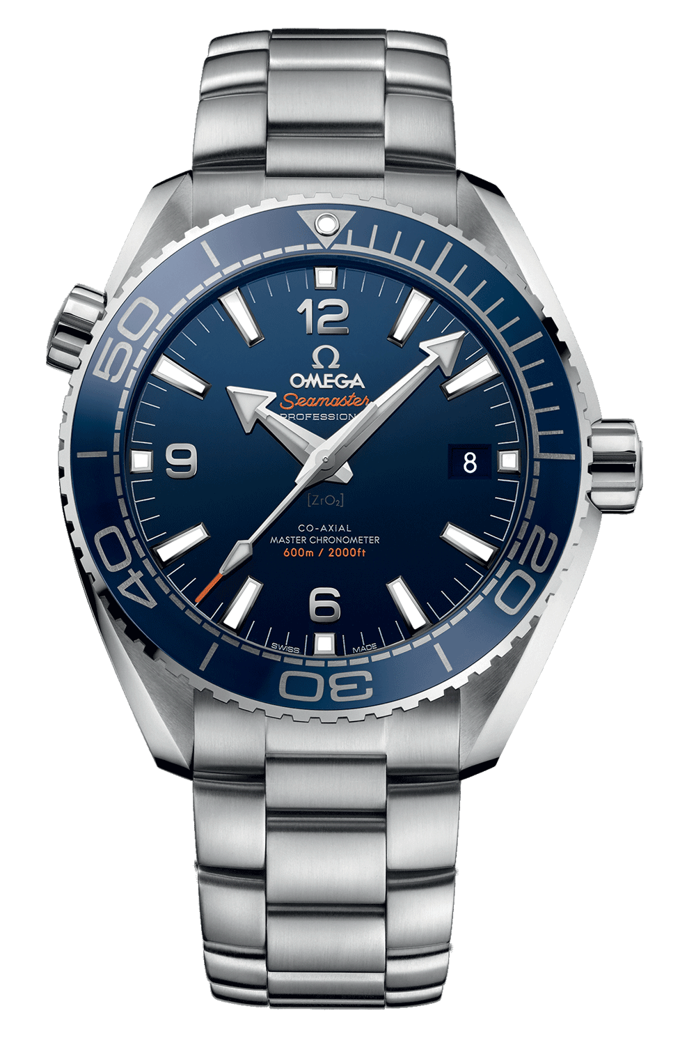 OMEGA Seamaster Planet Ocean 600m Omega Co-Axial Master Chronometer 43.5mm 21530442103001