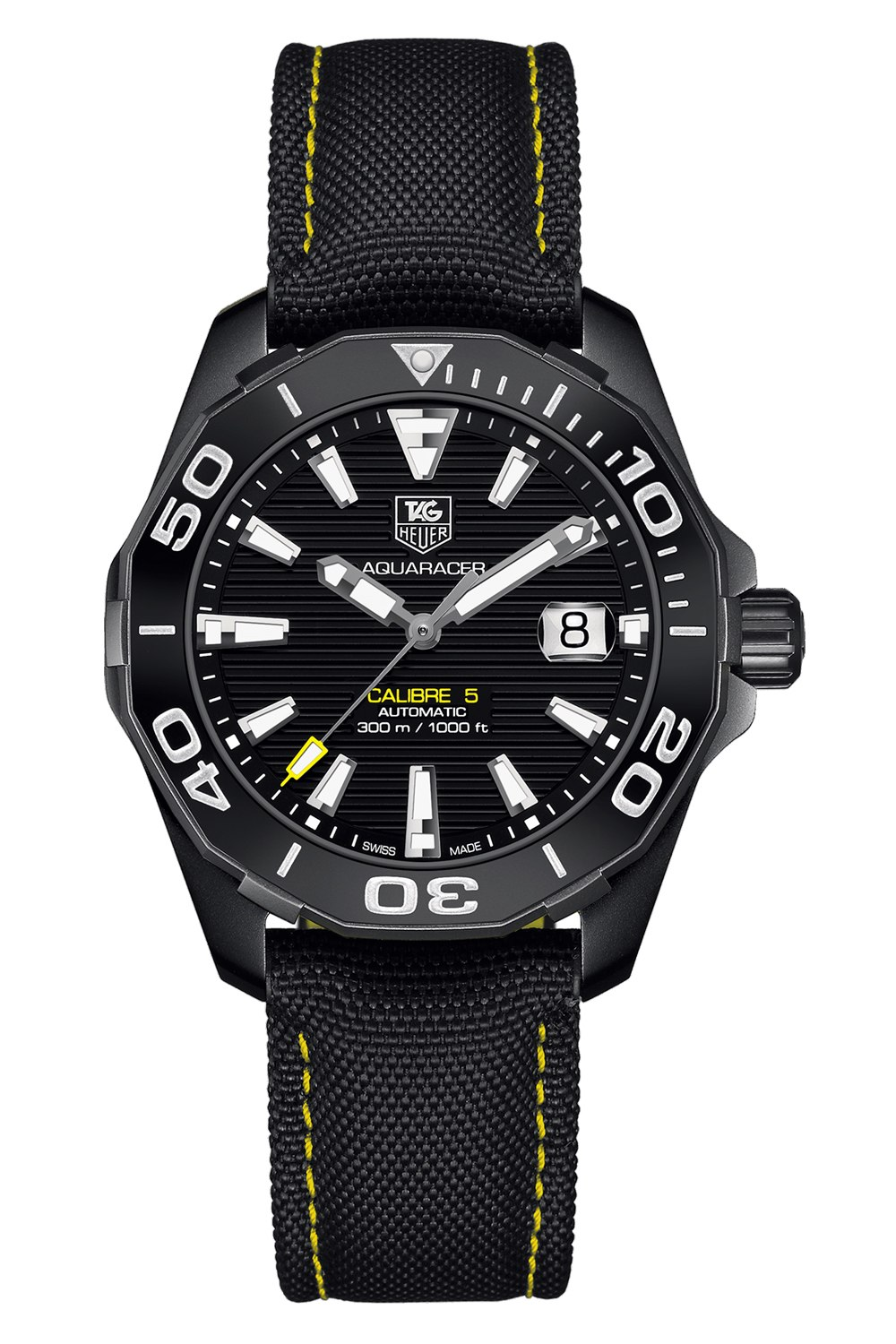 TAG HEUER Aquaracer Calibre 5 WAY218AFC6362