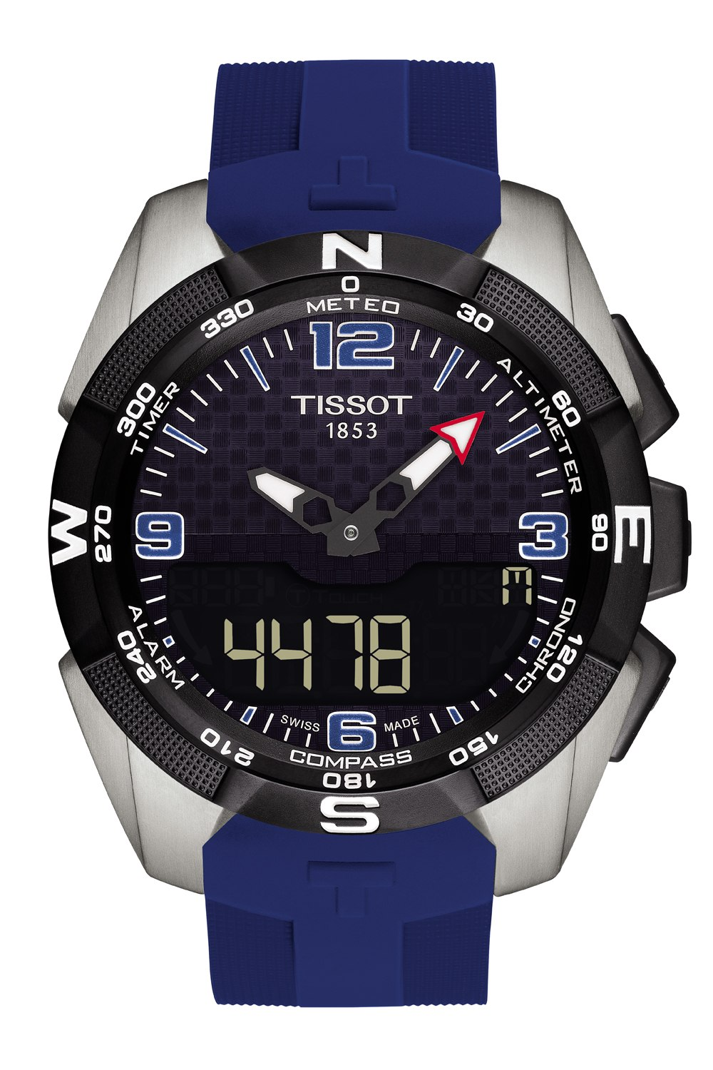 TISSOT T-Touch Expert Solar Ice Hockey T0914204705702