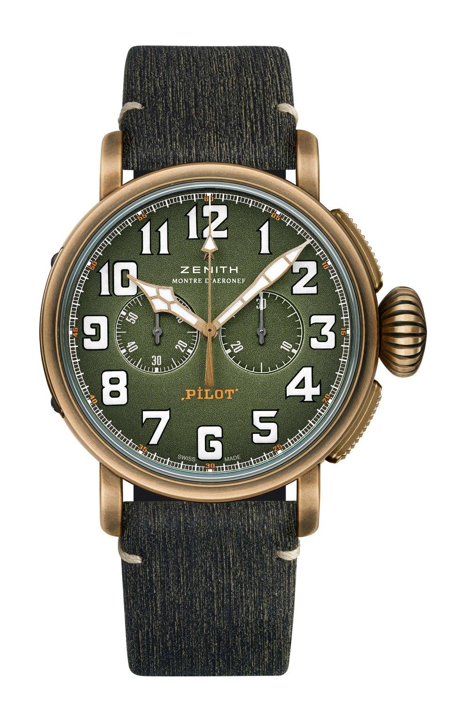 ZENITH Pilot Type 20 Chronograph Adventure 29.2430.4069.63.I001