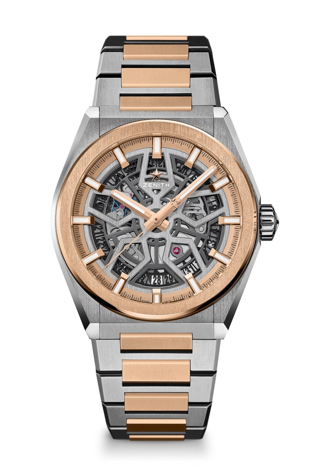 ZENITH Defy Classic Two-Tone 87.9001.670/79.M9001