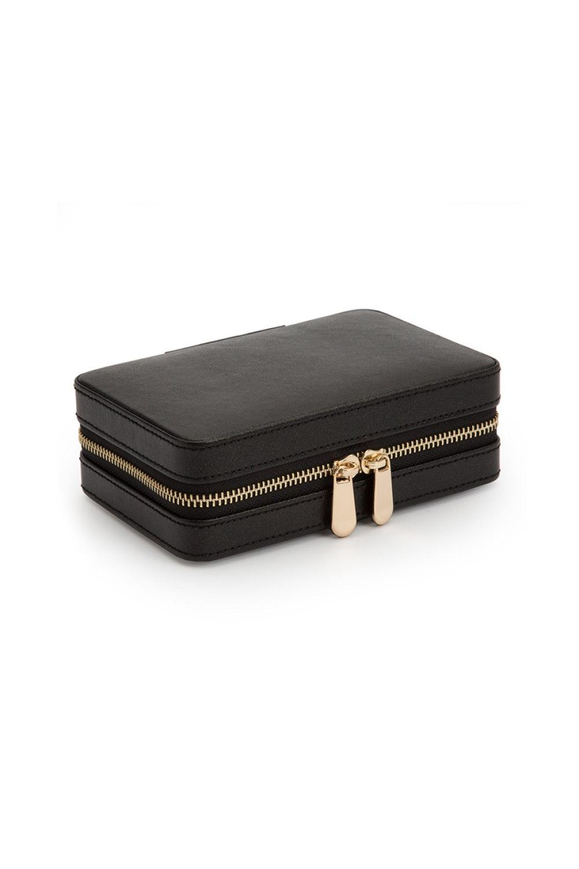 Palermo Black Anthracite Zip Case