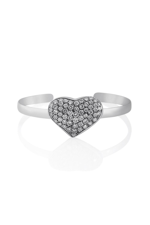Heart Diamond Bracelet