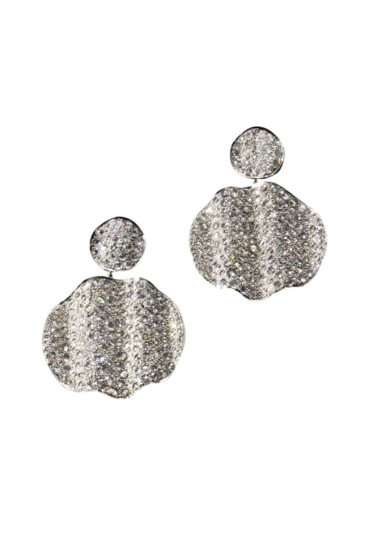 Statement Diamond Earrings