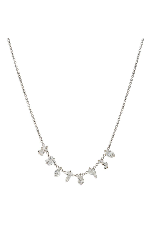 Custom Numbers Diamond Necklace