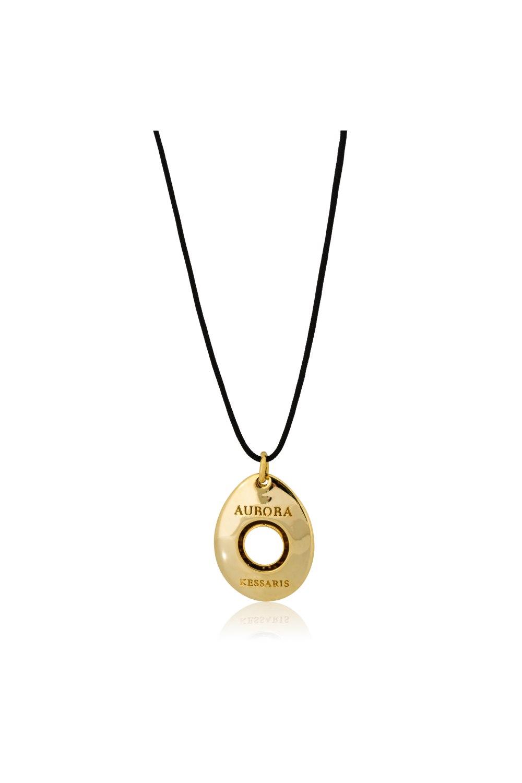 Kessaris Aurora Pendant Necklace-Motif 21