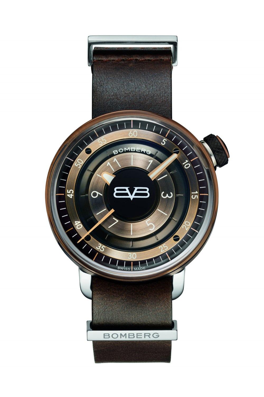 BB-01 Brown & Black Gent 43mm