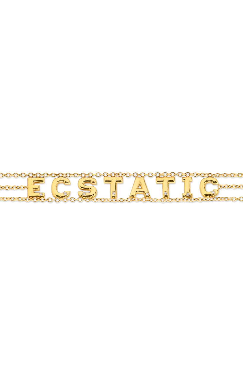 Kessaris-Ecstatic Diamond Bracelet