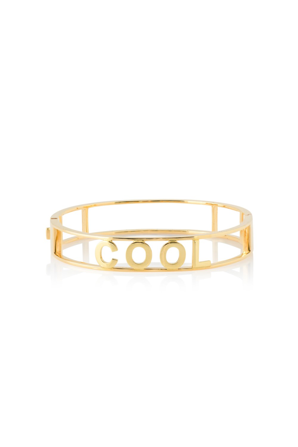 Kessaris-Cool Bangle Bracelet