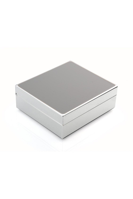 Grey Jewelry Box