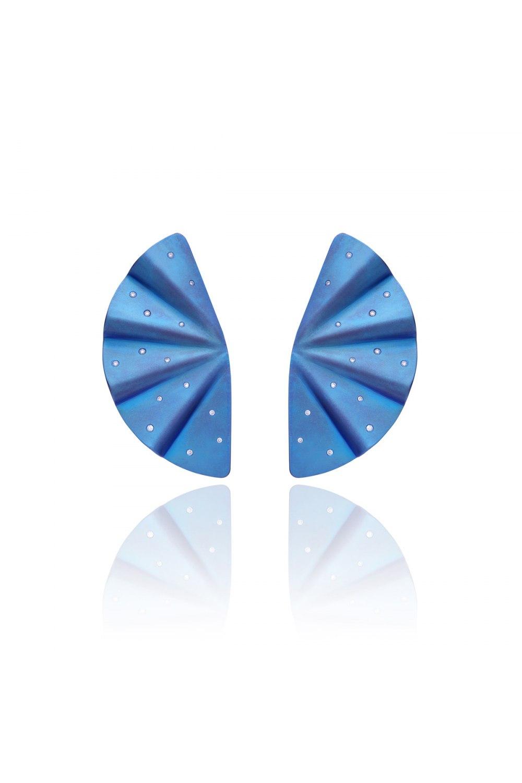 Geisha-Blue-Titanium-Diamond-Statement-Earrings-Long-Length-SKP170572