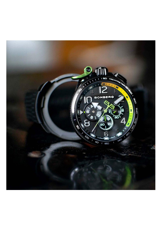 Kessaris-Bomberg-BOLT-68 Racing Black & Green