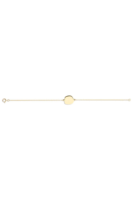 Kessaris-Circular Figure Bracelet