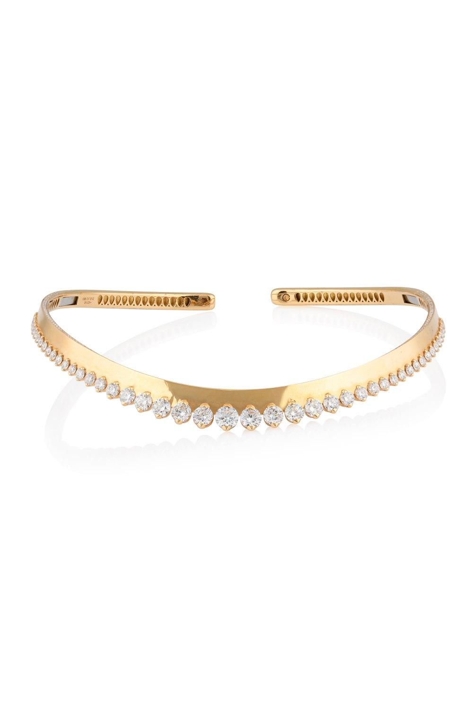 Kessaris Diamond Chocker Necklace