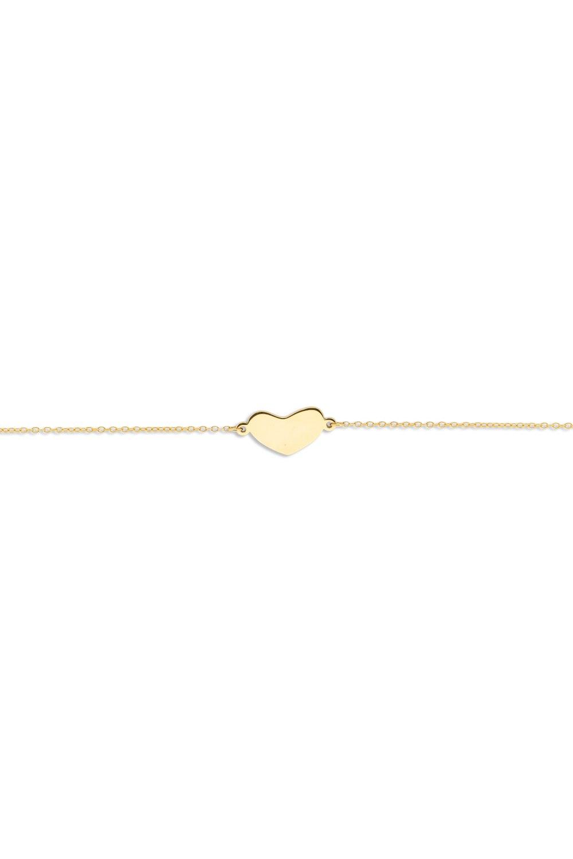 Kessaris-Heart Figure Bracelet