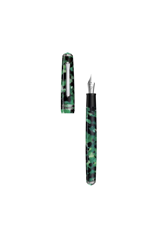 Kessaris-Montegrappa-Tibaldi N60 Emerald Fountain Pen
