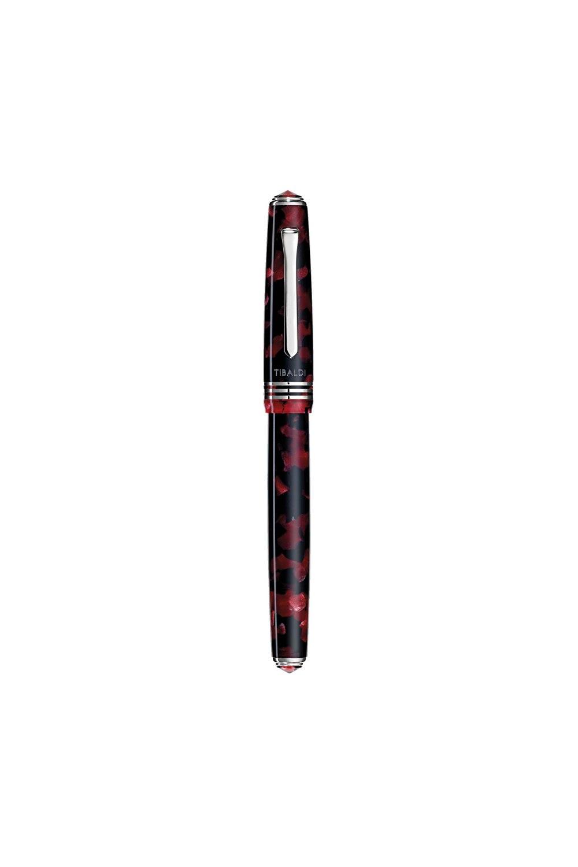 Kessaris Montegrappa Tibaldi N60 Ruby Red BallPoint