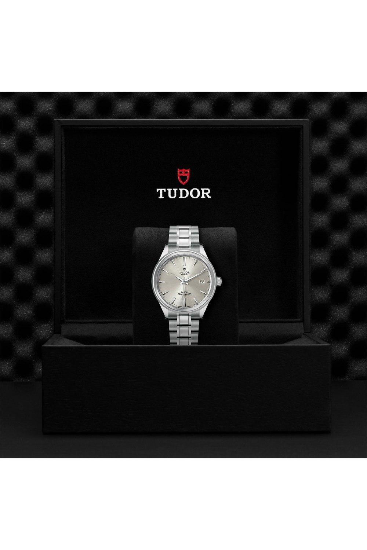 Tudor Style Silver