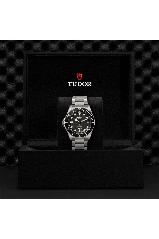 Tudor Pelagos Ceramic matt black disc titanium bracelet