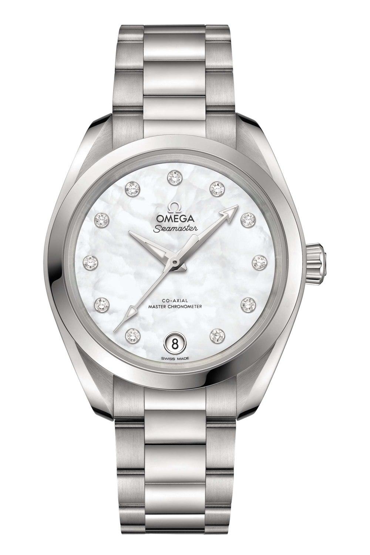 Seamaster Aqua Terra 150m Omega Co-Axial Master Chronometer 34mm