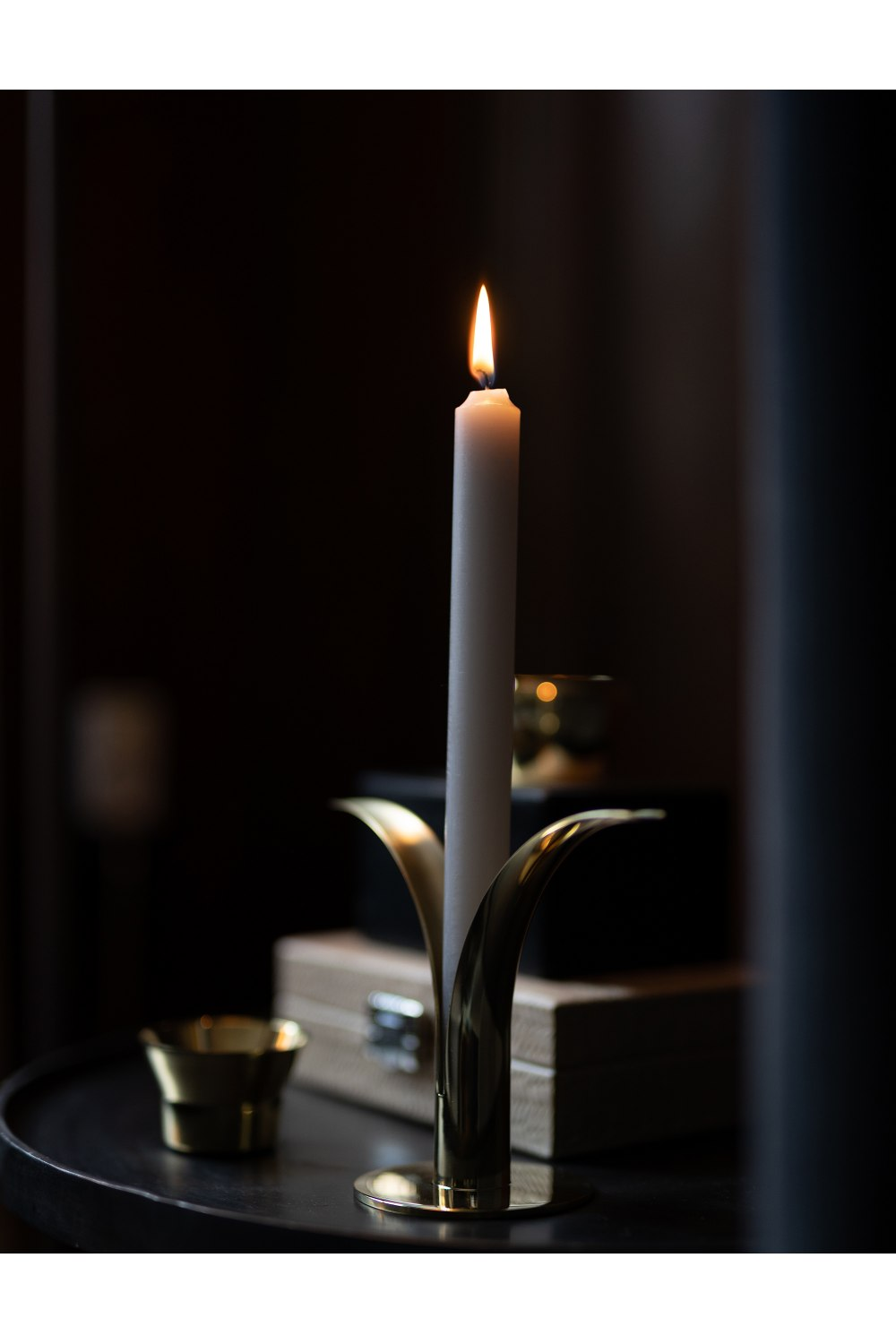The Lily Candlestick