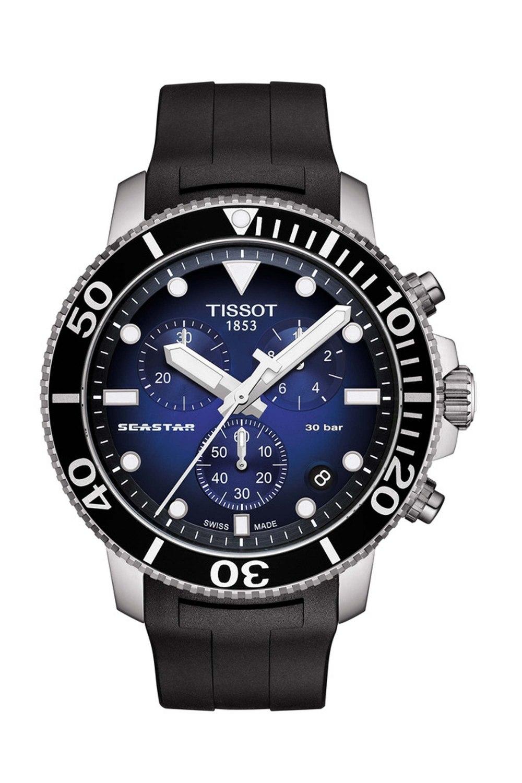 Kessaris-Tissot Seastar 1000 Chronograph