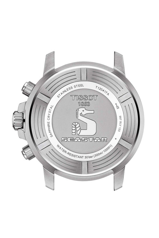 Kessaris-Tissot Seastar 1000 Quartz Chronograph-Back
