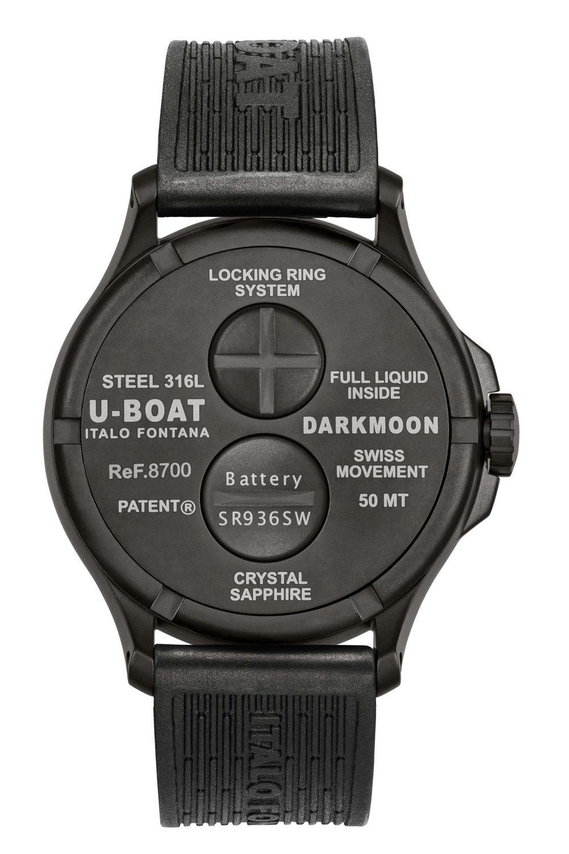 Kessaris-Uboat-Darkmoon 44MM Blue IPB Soleil