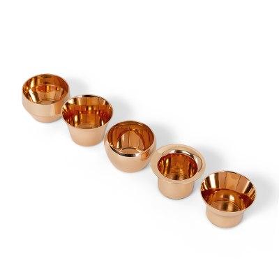 Kin Copper Candle Holder