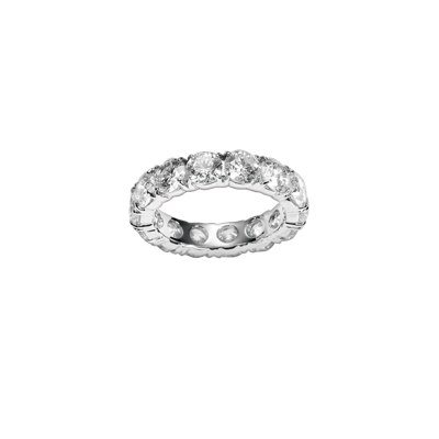Eternity Brilliant Cut Diamond Ring