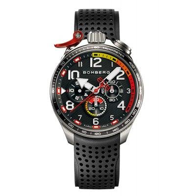 Kessaris-Bomberg-BOLT-68 Racing Black & Red
